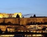 Escale en Grèce