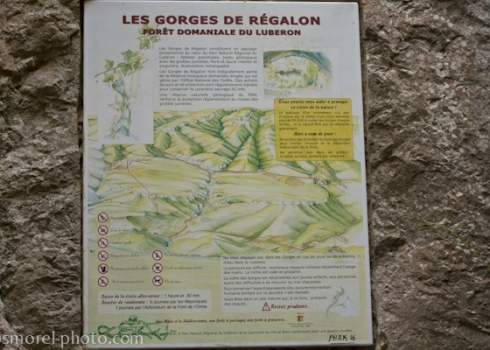 Gorges Regalon 117